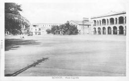 CP DJIBOUTI PLACE LAGARDE - Djibouti