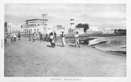 CP DJIBOUTI ROUTE DE BOULAOS - Djibouti
