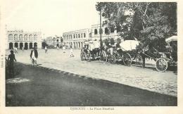 CP DJIBOUTI PLACE MENELICK - Djibouti