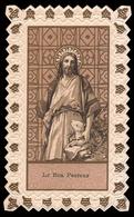 """Gesù Il Buon Pastore - (Francia - Fine Ottocento) - """"Riproduzione"""" - Devotion Images"""