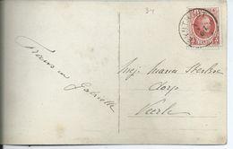 Fantasiekaart Met OCB 192 - Afstempeling EYNTHOUT Relais - 1915-1920 Albert I