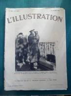 L'illustration N° 4887 1936 -LE Général Varela à Tolède -  Les Manifestations à Bruxelles - Le Mimétisme - - Newspapers