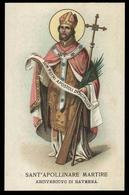 """Sant' Apollinare Vescovo / Patrono Di Ravenna - (fine Ottocento) - """"Riproduzione"""" - Devotion Images"""