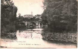 GENAY ... LE PONT - France
