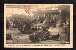 14 Mondeville Colombelles Caen / S.M.N. Société Métallurgique De Normandie / Station Centrale / Machines Soufflantes - Andere Gemeenten