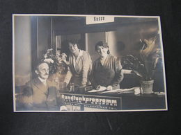 Wiesbaden Karte , Kasse  Theather, Foto Schauspieler Hermann - Wiesbaden