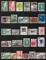 REPUBLIC Of CHINA---Collection Of USED DL-458 - 1945-... République De Chine