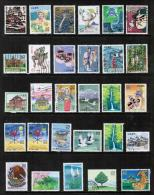 JAPAN---PREFECTURE STAMPS---Collection Of USED DL-460 - Japon