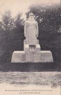 G2 - 28 - La Loupe - Eure-et-Loir - Monument Aux Morts De La Loupe Par Joël Et Jean Martel - La Loupe