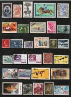 WORLDWIDE---Collection Of USED DL-467 - Stamps