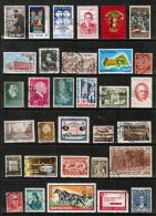 WORLDWIDE---Collection Of USED DL-477 - Stamps