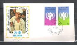 """Fdc Env. Qatar """" IYC 79 """" - Qatar"""
