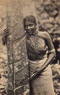 Cartes Postales Illustrées: Autochtones Et Douanes - Sri Lanka (Ceylon)