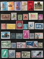 WORLDWIDE---Collection Of USED DL-488 - Stamps