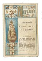 IMAGE PIEUSE ... NEUVAINE Très Efficace à NOTRE DAME De La DELIVRANDE (14) - Devotion Images