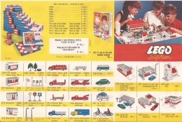 Légo System (jouets) - Pubblicitari