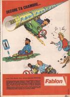 Fablon (revêtement Plastique Auto-adhésif) - Pubblicitari