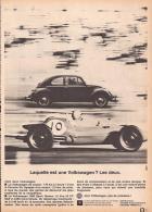 Laquelle Est Une Volkswagen ? Les Deux (automobile) - Pubblicitari