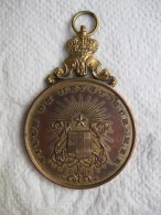 Médaille Ville De Heyst Sur Mer, Corso Fleuri 24 Aout 1903 - Unclassified