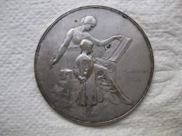 Médaille Souviens Toi. Le Brabant 1914 -1919, Par Devreese - Unclassified
