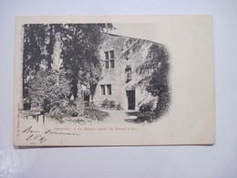 88 Domremy La Maison Natale De Jeanne D'Arc  Début 1900 T.B.E. - Domremy La Pucelle