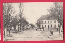 23 SAINT SULPICE LES CHAMPS Place De La Mairie - Other Municipalities