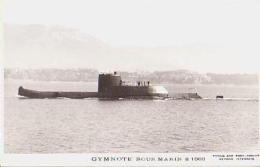 Sous Marin   146          Sous Marin  Gymnote - Sous-marins