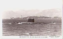 Sous Marin   175         Sous Marin  Minerve - Sottomarini