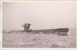 Sous Marin   178         Sous Marin  Laubie - Submarines