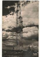 Bollene -  Carte Photo Année 1950  - Ligne Electrique -   CPSM° - Bollene