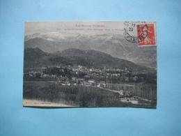ARGELES GAZOST  -  65  -  Vue Générale Prise De Ste Castère  -  Hautes Pyrénées - Argeles Gazost