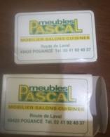 Jeu De Cartes 32 Cartes MEUBLES PASCAL / POU - Jeux De Société
