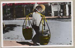 SUD VIETNAM - SAIGON - MARCHANDE AMBULANTE - Vietnam