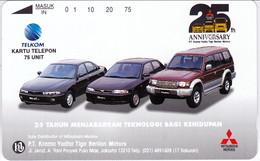 INDONESIA INDONESIEN  INDONESIE -  IND P 403- P 408 PT Krama Yudha Tiga Berlian Motors 5000ex.- MINT RRR - Indonesia