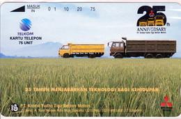 INDONESIA INDONESIEN  INDONESIE -  IND P 404- P 409 PT Krama Yudha Tiga Berlian Motors 5000ex.- MINT RRR - Indonesia