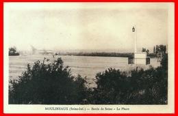 76 MOULINEAUX Bords De Seine Le Phare - France