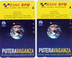 INDONESIA INDONESIEN  INDONESIE -  IND P 405..406-P404..405 Bank Putera BPM 5.000ex..- MINT RRR - Indonesia