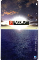 INDONESIA INDONESIEN  INDONESIE -  IND P 407- P411 Bank Jaya 5.000ex..- MINT RRR - Indonesia