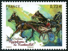 France Hippisme N° 5158 ** Hippodrome De Rambouillet - Horses