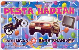 INDONESIA INDONESIEN  INDONESIE - IND P 433- P433 Bank Kharisma 5.000ex. - MINT RRR - Indonesia