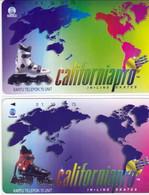INDONESIA INDONESIEN  INDONESIE - IND P 437 ..436 - P 436..437  Californiapro 5.000ex.   - MINT RRR - Indonesia