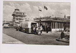 KLM K.L.M Royal Dutch Airlines Bus @ Schiphol Amsterdam Airport - 1919-1938: Entre Guerres