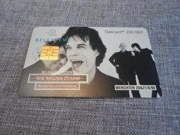 BELGIUM - RARE SO6 Chip On Rolling Stones - BEST PRICE Ever !!! - Belgium