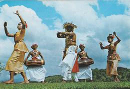 SRI LANKA. CEYLON. BENTOTA. KANDYAN DANCERS - Sri Lanka (Ceylon)