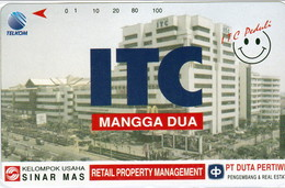 INDONESIA INDONESIEN  INDONESIE - IND P 449- P 454  ITC Mangga Dua 1000ex. - MINT RRR - Indonesia
