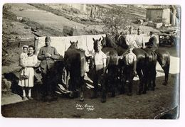 Suisse Army - Cavalerie à Cheval - Ste. Croix - Mai 1945 - Guerre 1939-45