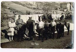 Suisse Army - Cavalerie à Cheval - Ste. Croix - Mai 1945 - Oorlog 1939-45
