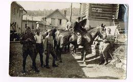 Armée Suisse - Schweizer Armee - Cavalerie à Cheval - Oorlog 1939-45