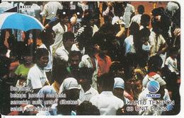 INDONESIA - Berjubel, 09/93, Used - Indonesia