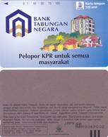 INDONESIA INDONESIEN  INDONESIE - IND P 489 -P492 Bank Tabungan Negara Logo 1 - MINT RRR - Indonesia